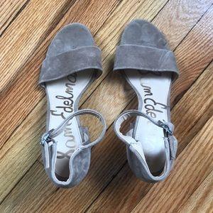 Sam Edelman Block Heel Shoes